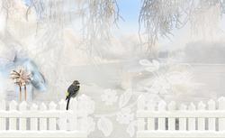 Fond d'écran hiver