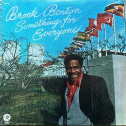 Brook Benton - Something For Everyone - Complete LP