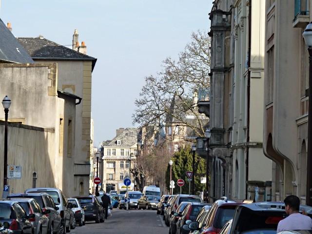 Ville de Metz 4 mars 2010