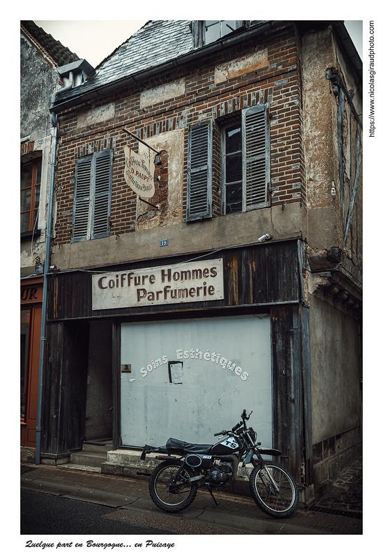Quelque part en Bourgogne, la Puisaye