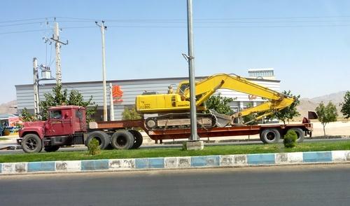 Iran Seigneurs de la route...