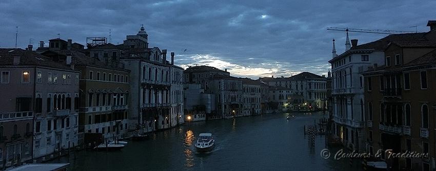 Pont Accadomia sur le Grand Canal