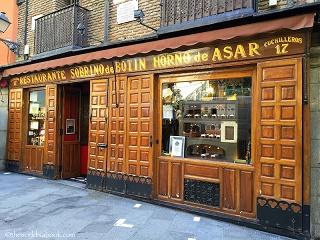 Le plus vieux restaurant du monde ...
