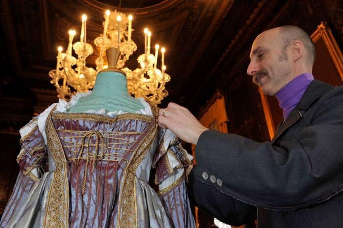 Atelier Pietro Longhi, styliste