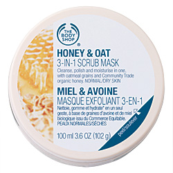Masque Miel & Avoine | The Body Shop