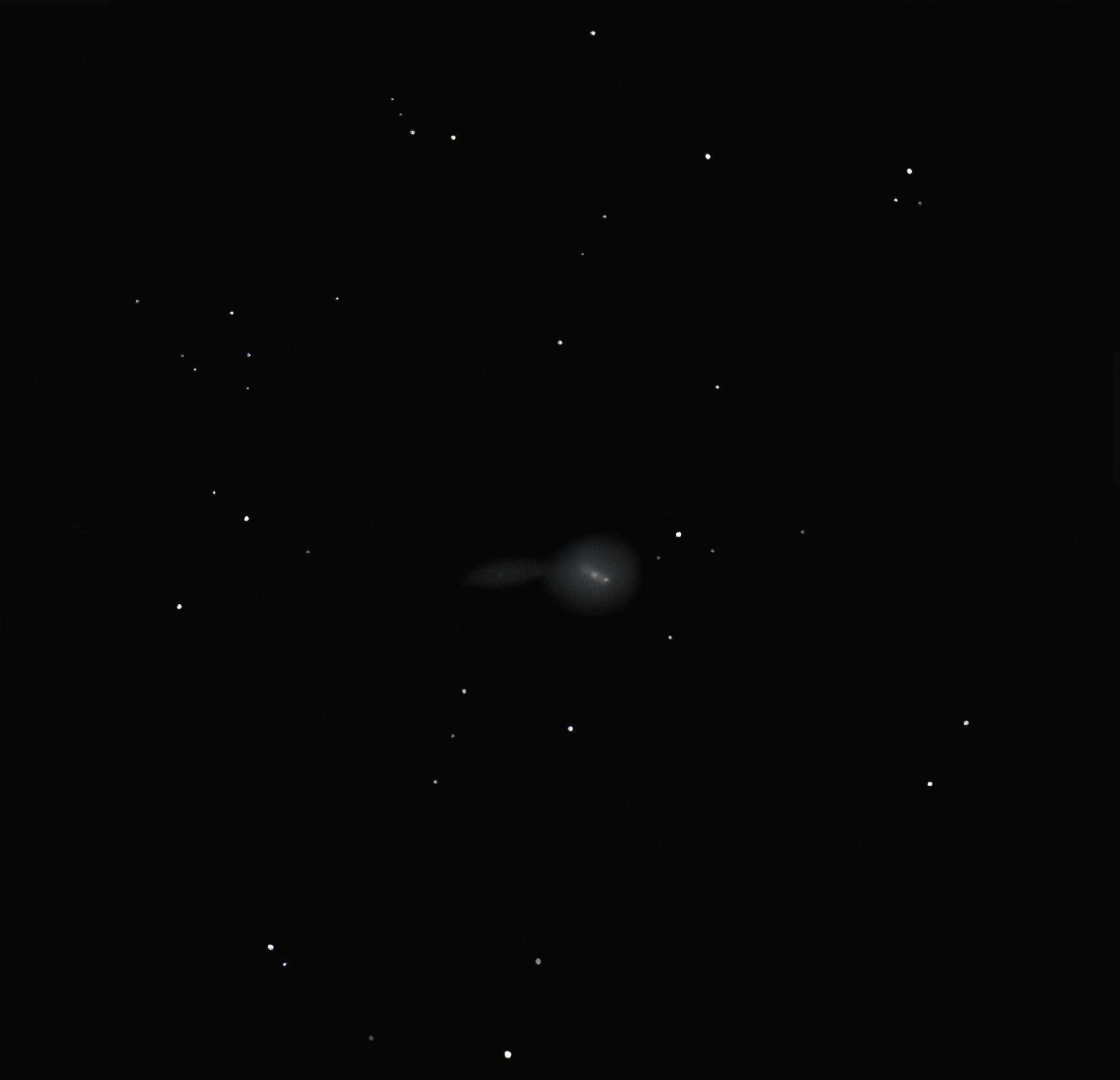 ngc 2207 galaxy