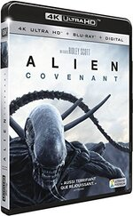 [UHD Blu-ray] Alien : Covenant
