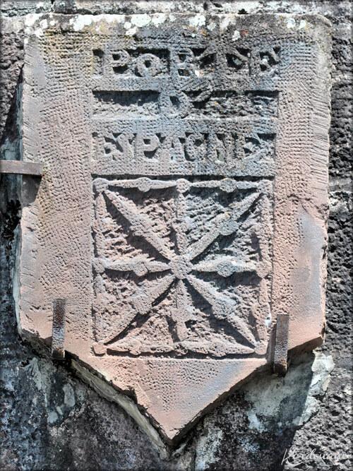 La porte d'Espagne Saint Jean Pied de Port