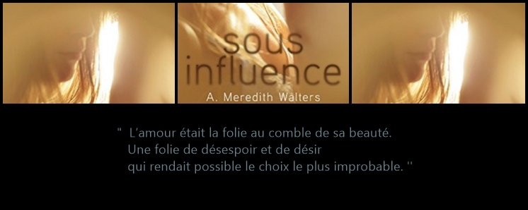 3ème extrait de Twisted Love, Tome 1 : Sous Influence- A. Meredith Walters