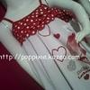 Vêtement PoPpixie fraise