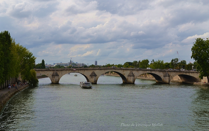La photo du weekend : La Seine