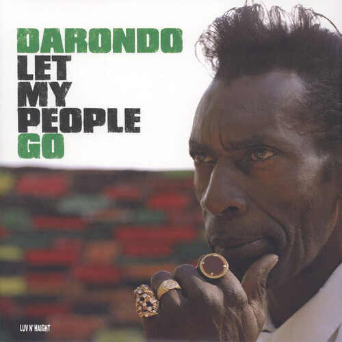 "Darondo : CD "" Let My People Go "" Luv N' Haight ‎Records LHCD048 [ US ]"