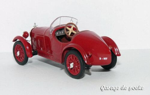 Amilcar CGSS 1926