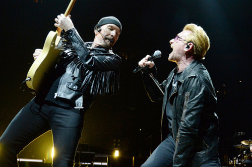 Le show U2