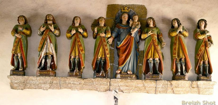Sept-Saint Dormants d'Éphèse - Le Vieux Marché