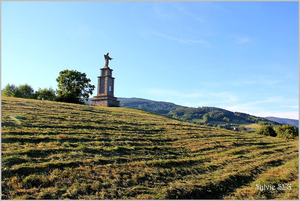 La montagne d'Alsace
