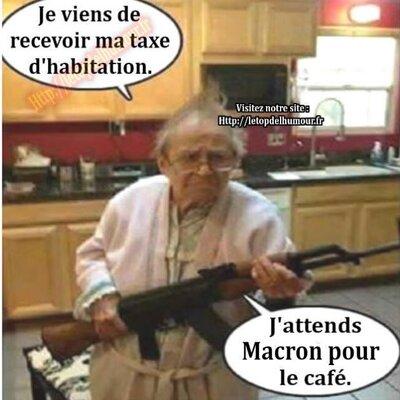 Macron, les impôts et les retraités, Hidalgo à Paris, ce sont les infos du samedi.