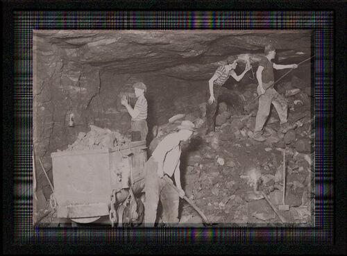 bourrage des mines