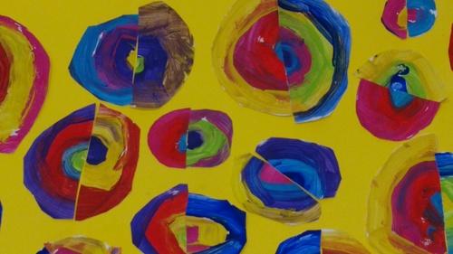 Les ronds de Delaunay