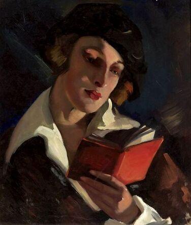 05 - Femmes lisant - Peintures modernes, suite