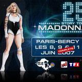 Madonna Berkab 25 25th Story Tour Virtual