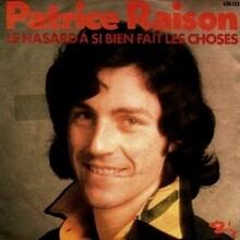 PRÉSENCE Eric Saint-Laurent Patrice Raison 75