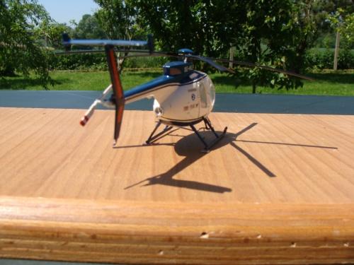 Hughes 500D SE-HLP