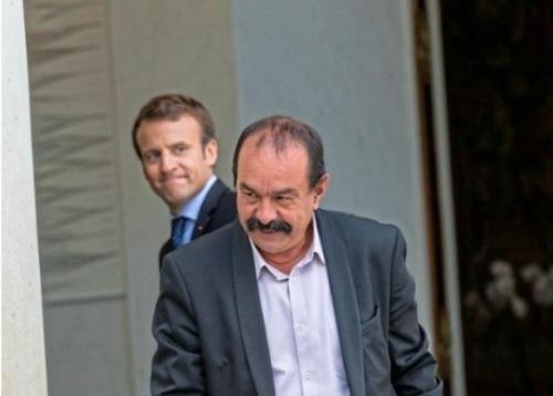 Réformes sociales. Martinez (CGT) demande à Macron de « revoir sa copie » (OF.fr-13/10/2017)