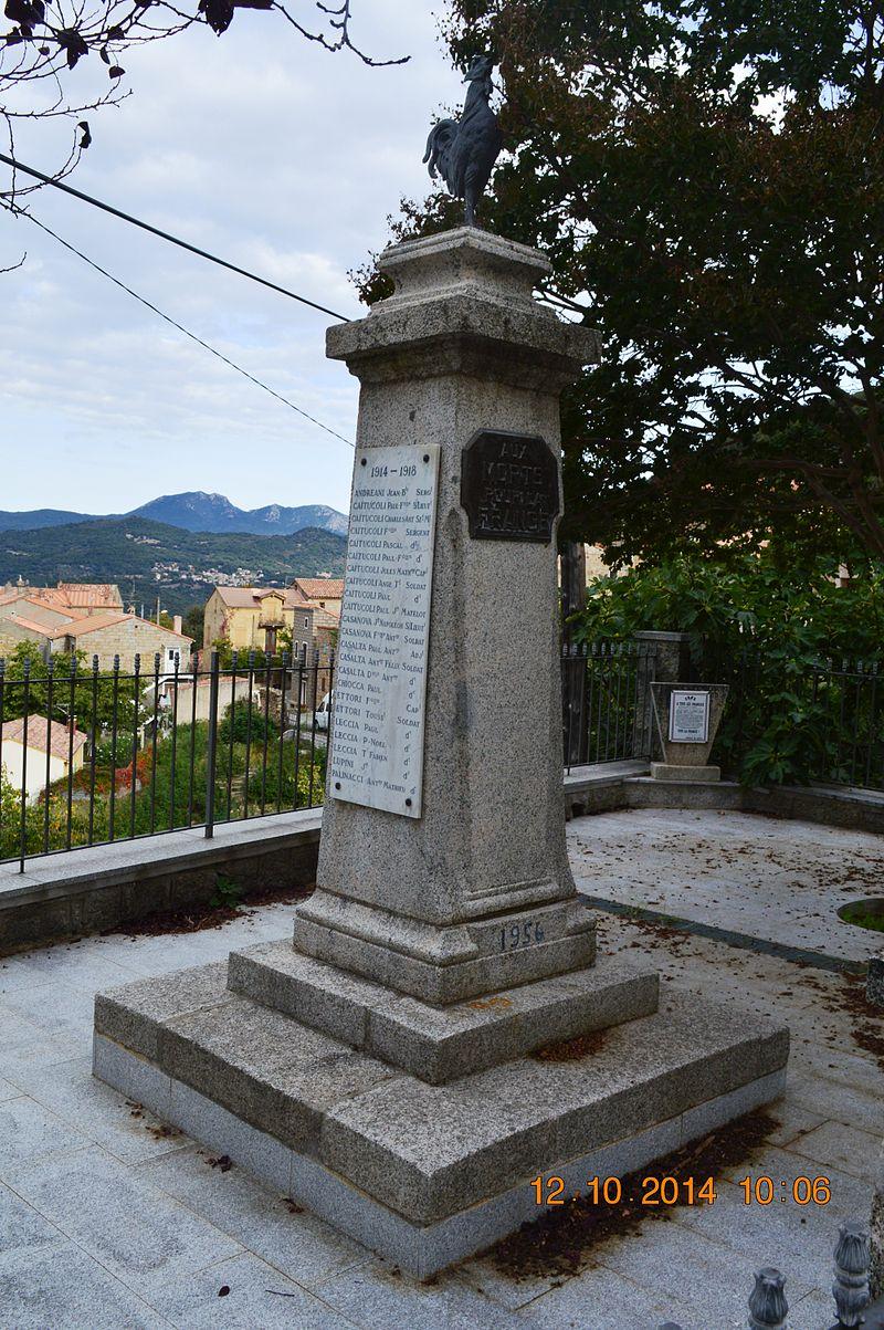 Argiusta-Moriccio War Memorial.JPG