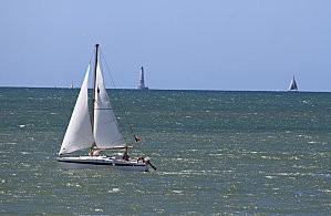 voilier dans l'estuaire-4-