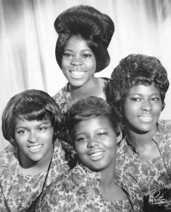 Ginger & The Chiffons (3)