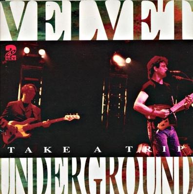 La Saga du Velvet - épisode 27 : Take a Trip - Wembley 6 juin 1993