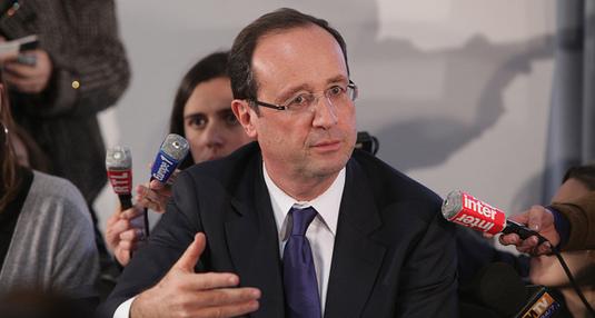 Avec l'embargo sur la Russie, Hollande a fait perdre un milliard d'euros à nos agriculteurs et pour toujours