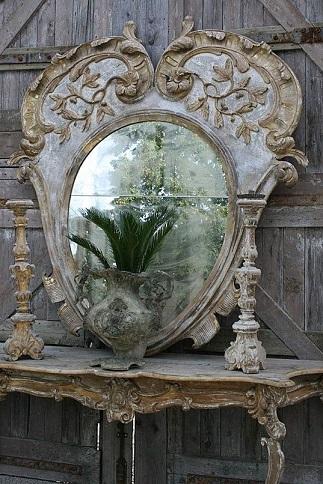 Miroir ...