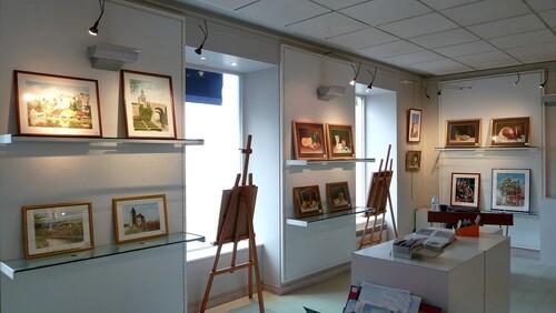 Dernière exposition de l'année 2017