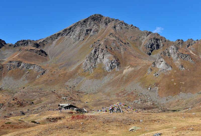 Un air d'Italie : le refuge du mont Fallère (#4)