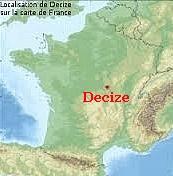 Decize en France