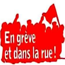 Journée de grêve du 14 décembre 2012