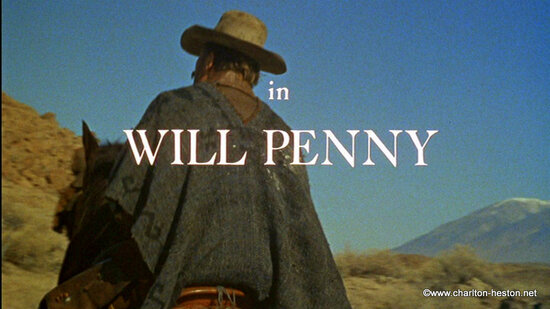 WILL PENNY LE SOLITAIRE (1968) photos