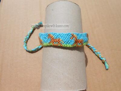 Bracelet Brésilien Modèle Cheval Galopant