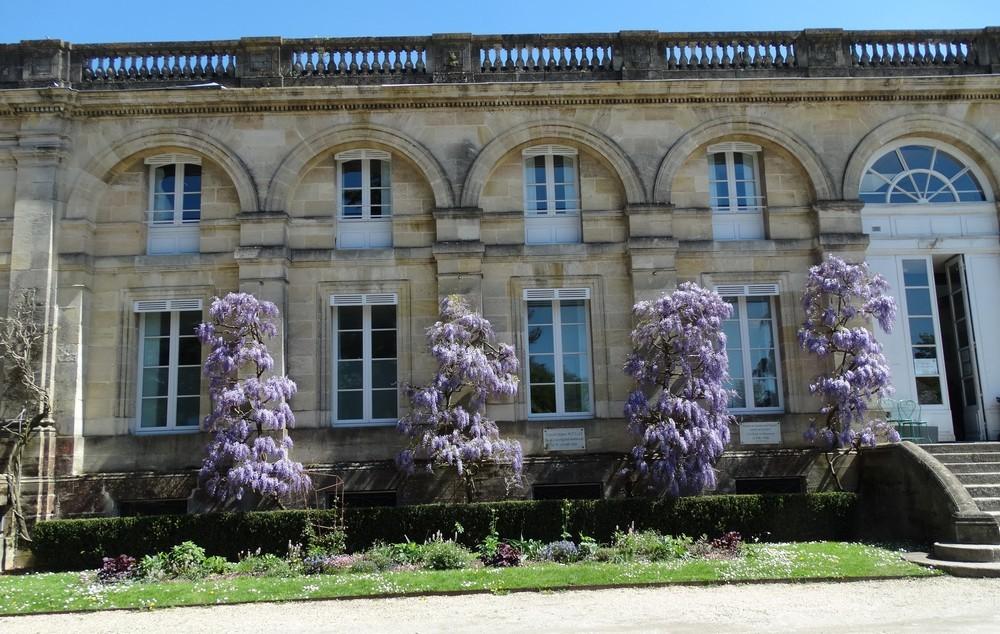 Balade au Jardin Public à Bordeaux...