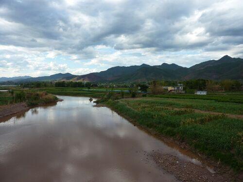 En route vers le Sud episode 1 : Xiaguan - Wenjingzhen