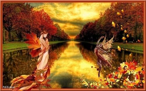 Le miracle de l'automne