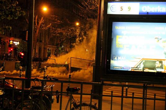 A Rennes, la mécanique de la répression policière