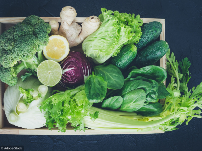 Vitamine K chou épinard brocoli