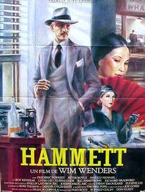 BOX OFFICE FRANCE 1982 HAMMETT