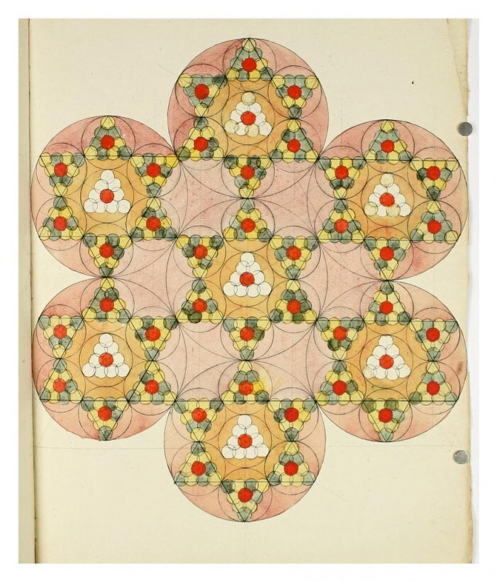 alchimie-illustration-manly-palmer-hall-geometrie-couleur-04