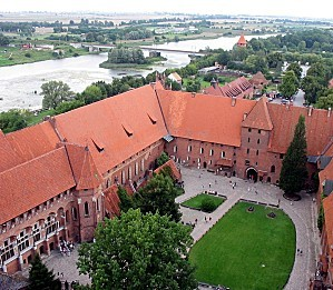 Malbork castle and surroundings 2004 ubt