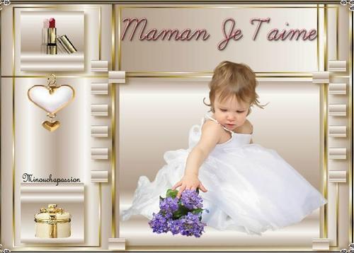 Cartes fêtes des mères