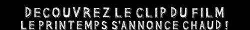 """DÉCOUVREZ LE CLIP DU PREMIER FILM D'AXELLE LAFFONT """"MILF"""" ! - AU CINÉMA LE 2 MAI 2018"""